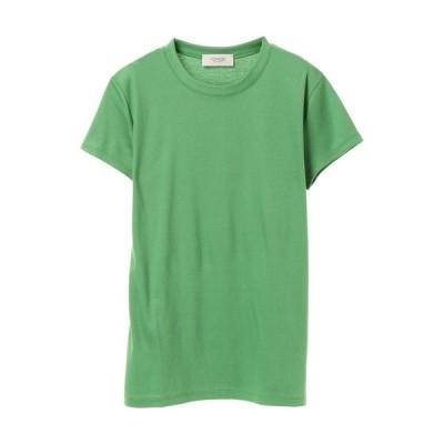VONDEL / フォンデル リヨセルコットンクルーTシャツ