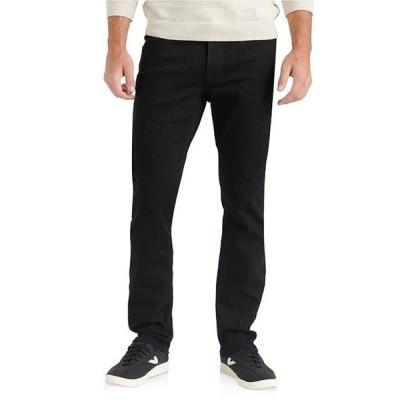 ラッキーブランド メンズ デニムパンツ ボトムス Black Rinse 410 Athletic Slim Fit Jeans