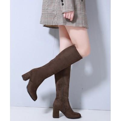 Futierland&SASA / ストレートニーブーツ WOMEN シューズ > ブーツ
