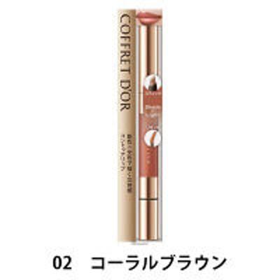 カネボウ化粧品COFFRET DOR(コフレドール) コントゥアリップデュオ 02 Kanebo(カネボウ)