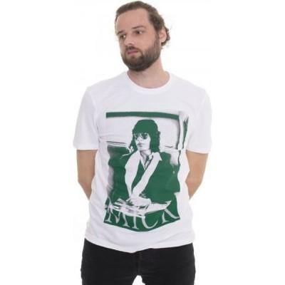 インペリコン Impericon メンズ Tシャツ トップス - Mick Photo V1 White - T-Shirt white