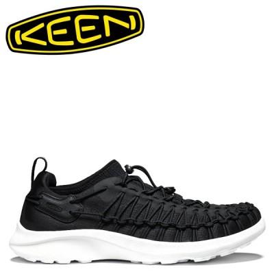 キーン KEEN ユニーク スニーク スニーカー メンズ UNEEK SNEAK SNEAKER ブラック 黒 1023498