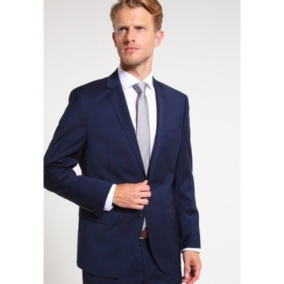 ブガッティ ジャケット&ブルゾン メンズ アウター SLIM FIT - Suit jacket - blau
