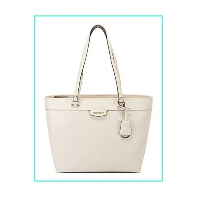 【新品】Nine West Tote, Milk(並行輸入品)