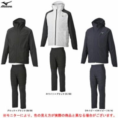 MIZUNO(ミズノ)ブレスウォーマージャケット パンツ 上下セット(32ME9540/32MF9540)スポーツ トレーニング ブレスサーモ ウェア 中綿