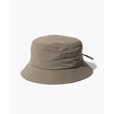 GRAMICCI / WILDTHINGS / 【WILDTHINGS / ワイルドシングス】SUPPLEX POCKETABLE BUCKET HAT MEN 帽子 > キャップ
