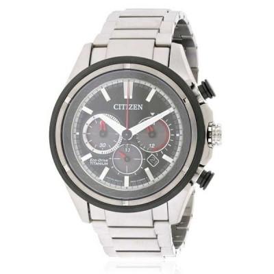 腕時計 シチズン Citizen エコドライブ Ti+IP メンズ 腕時計 CA4240-82E