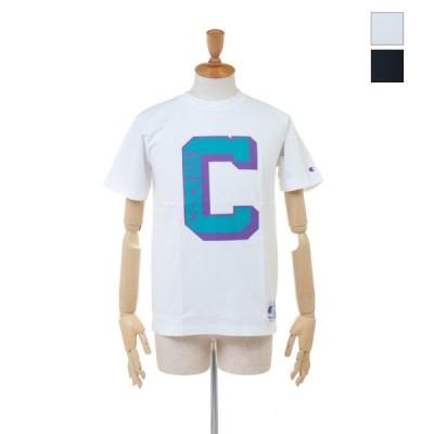Champion チャンピオン メンズ 「C」 グラフィックロゴ 半袖 Tシャツ C3-P311