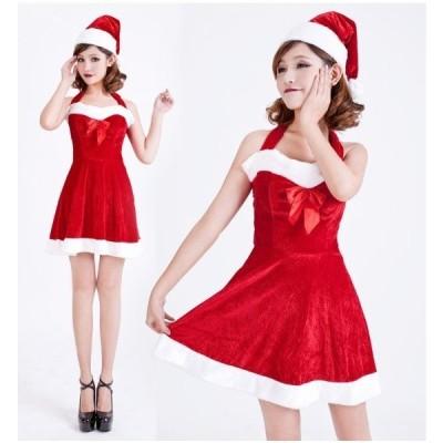 サンタコスプレ 1081 クリスマス コスプレ サンタセクシー系 サンタ衣装 サンタコス レディース コスチューム 衣装 クリスマスパーティー