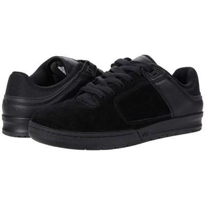 オサイラス Stratus メンズ スニーカー 靴 シューズ Black