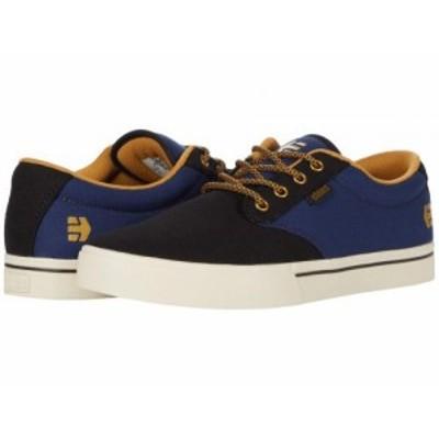 Etnies エトニーズ メンズ 男性用 シューズ 靴 スニーカー 運動靴 Jameson 2 Eco Black/Blue【送料無料】