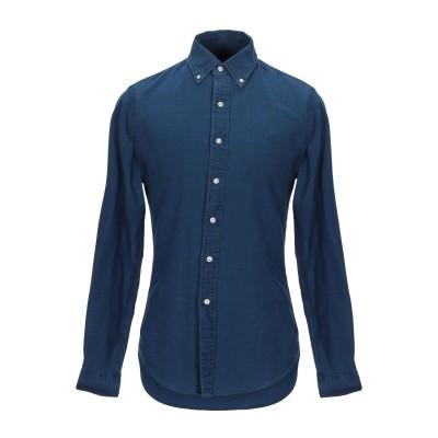 POLO RALPH LAUREN シャツ ブルー XL コットン 100% シャツ