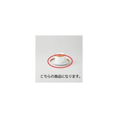 和食器 ビクトリーゴールド(純白強化磁器) デミコーヒーS 36A484-14 まごころ第36集 【キャンセル/返品不可】