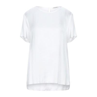 KARTIKA ブラウス ホワイト 48 レーヨン 100% ブラウス