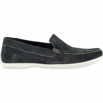 ロックポート Rockport メンズ ローファー シューズ・靴 Bayley Venetian Loafers New Dress Bl
