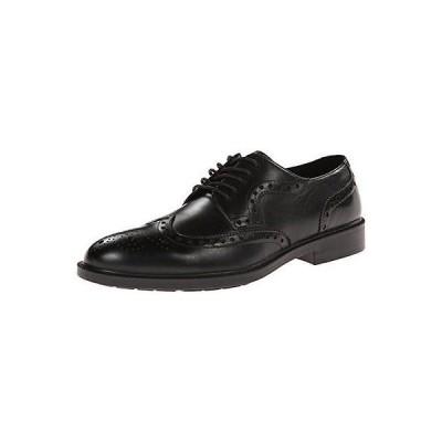 ドレス/フォーマル ハッシュパピー Hush Puppies Issac Banker メンズ オックスフォード. Black Leather