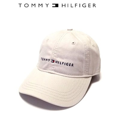 メンズ レディース キャップ カーキ TOMMY HILFIGER トミーヒルフィガー 男女兼用