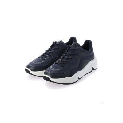 エコー ECCO ECCO CHUNKY SNEAKER W Sneaker (NIGHT SKY/NIGHT SKY)