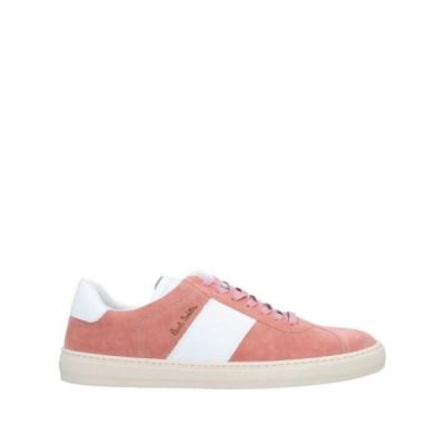 PAUL SMITH スニーカー  メンズファッション  メンズシューズ、紳士靴  スニーカー ピンク