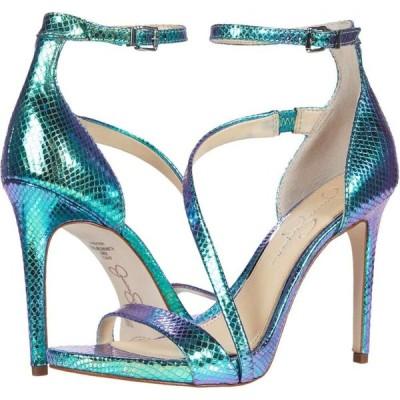 ジェシカシンプソン Jessica Simpson レディース サンダル・ミュール シューズ・靴 Rayli2 Mermaid/Green
