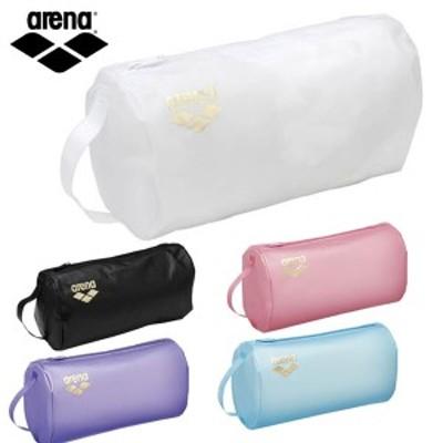 送料無料 メール便発送 即納可☆【ARENA】アリーナ プルーフバッグ  防水バック ARN7433