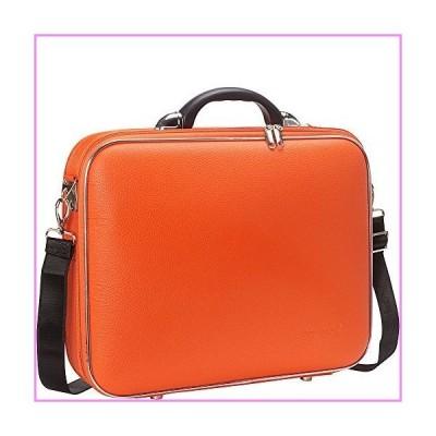 【送料無料】Bombata Bold Briefcase 15-Inch (Orange)【並行輸入品】
