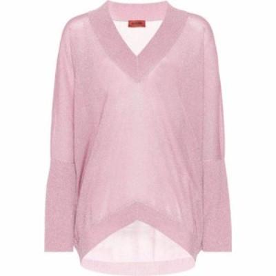 ミッソーニ Missoni レディース ニット・セーター トップス Metallic sweater