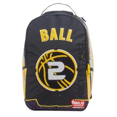 スプレイグラウンド NBA ボールパッチ バックパック 送料無料 ユニセックス SPRAYGROUND NBA LONZO BALL JERSEY BACKPACK