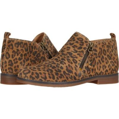 ハッシュパピー Hush Puppies レディース シューズ・靴 Mazin Cayto Leopard Suede