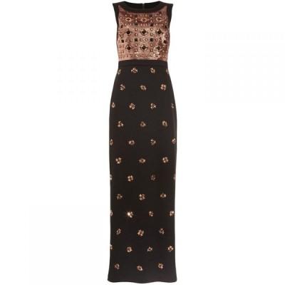 フェイズ エイト Phase Eight レディース ワンピース ワンピース・ドレス Gabby Embellished Dress Black