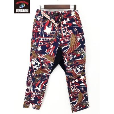 ALDIES Wing Star Pants(S)総柄クライミングパンツ[▼]