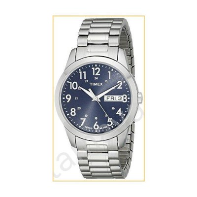 Timex Men's T2M933 South Street Stainless Sport Watch