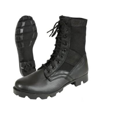 Rothco スチール Toe ジャングル ブーツ, ブラック, 6R(海外取寄せ品)