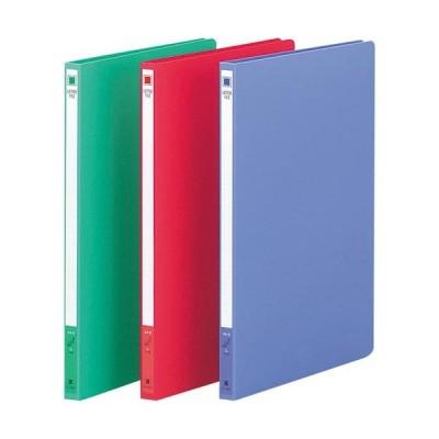 コクヨ レターファイル(PP表紙) A4縦 緑 1冊