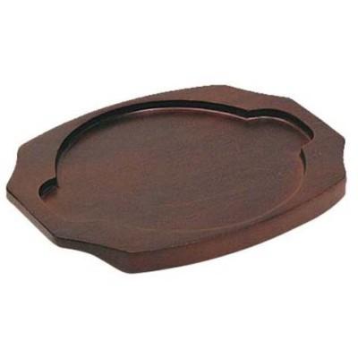 アサヒ スキレットフライパン A−204用木台 16cm ebm-p102-6