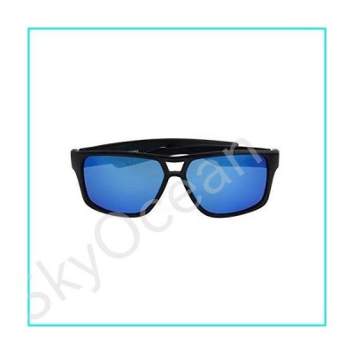Scin Tingo Polarized Sunglasses (Matte Blue XTAL/Grey Lens Navy Blue REVO FM)【並行輸入品】