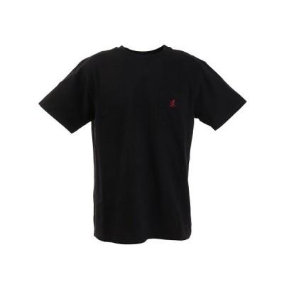 グラミチ(Gramicci) ONE POINT Tシャツ 1948-STS-BLACK (メンズ)