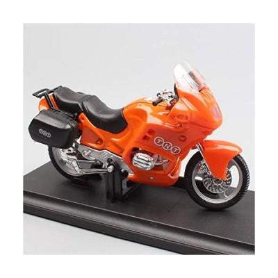 【平行輸入品】 GAJSDJHN Die Casting car Motorcycle Touring Rider Moto Bike Model Cruiser Diecast Replica Toy for Collectible