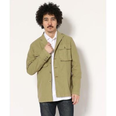 【RAWLIFE】CAPRI/カプリ/military shirts jacket