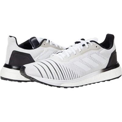 アディダス Solar Drive レディース スニーカー Footwear White/Footwear White/Core Black