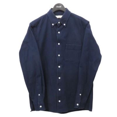 rdv o globe ボタンダウンシャツ ネイビー サイズ:3 (フレスポ東大阪店) 210314