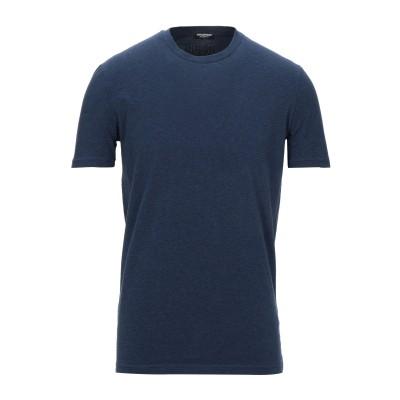 ディースクエアード DSQUARED2 アンダーTシャツ ダークブルー XS コットン 95% / ポリウレタン 5% アンダーTシャツ