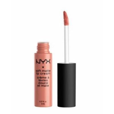NYX Soft Matte Lip Cream /NYX ソフトマット リップクリーム 色[02 Stockholm ストックホルム]