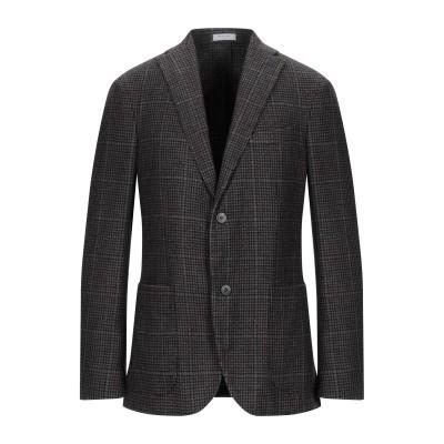 ボリオリ BOGLIOLI テーラードジャケット 鉛色 50 ウール 58% / ポリエステル 35% / ナイロン 7% テーラードジャケット