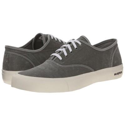 シービーズ SeaVees メンズ スニーカー シューズ・靴 Legend Sneaker Classic Granite Grey