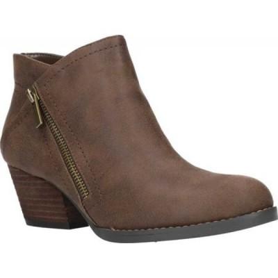 ベラヴィータ Bella Vita レディース ブーツ ショートブーツ シューズ・靴 Bobbi Comfort Ankle Bootie Brown Fabric