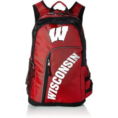 NCAA ウィスコンシンバジャーズ 2014 エリートバックパック レッド 並行輸入品