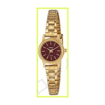 Timexアナログレッドダイヤルレディースwatch-tw000cs20 並行輸入品