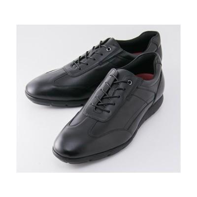 紳士靴 texcy luxe(テクシーリュクス) TU-7776 ブラック ビジネスシューズ アシックス