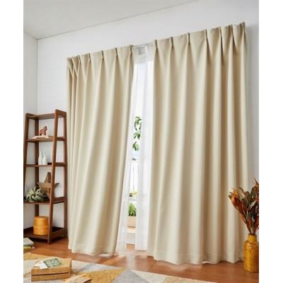 選べる10色!1級遮光カーテン ドレープカーテン(遮光あり・なし) Curtains, blackout curtains, thermal curtains, Drape(ニッセン、nissen)